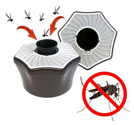 Piege a moustique BIOGENT