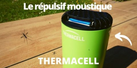 Diffuseur anti moustique thermacell