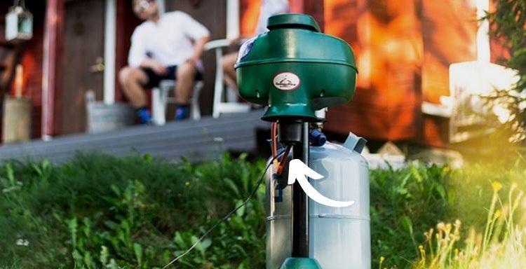 Mosquito Magnet Pioneer piège à moustique