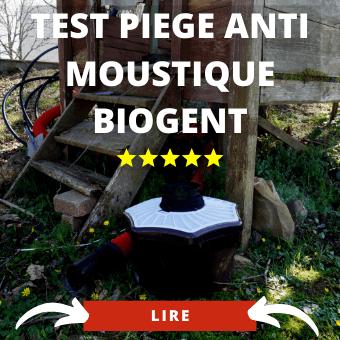 Piège a moustique efficace biogents