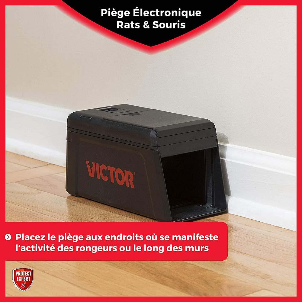 piège a rat et souris électrique